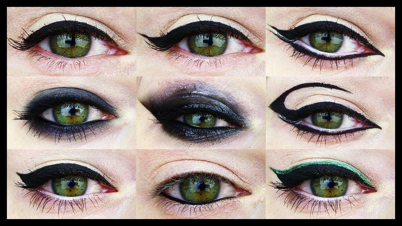 Göz Rengine Göre Eyeliner Rengi Önerileri