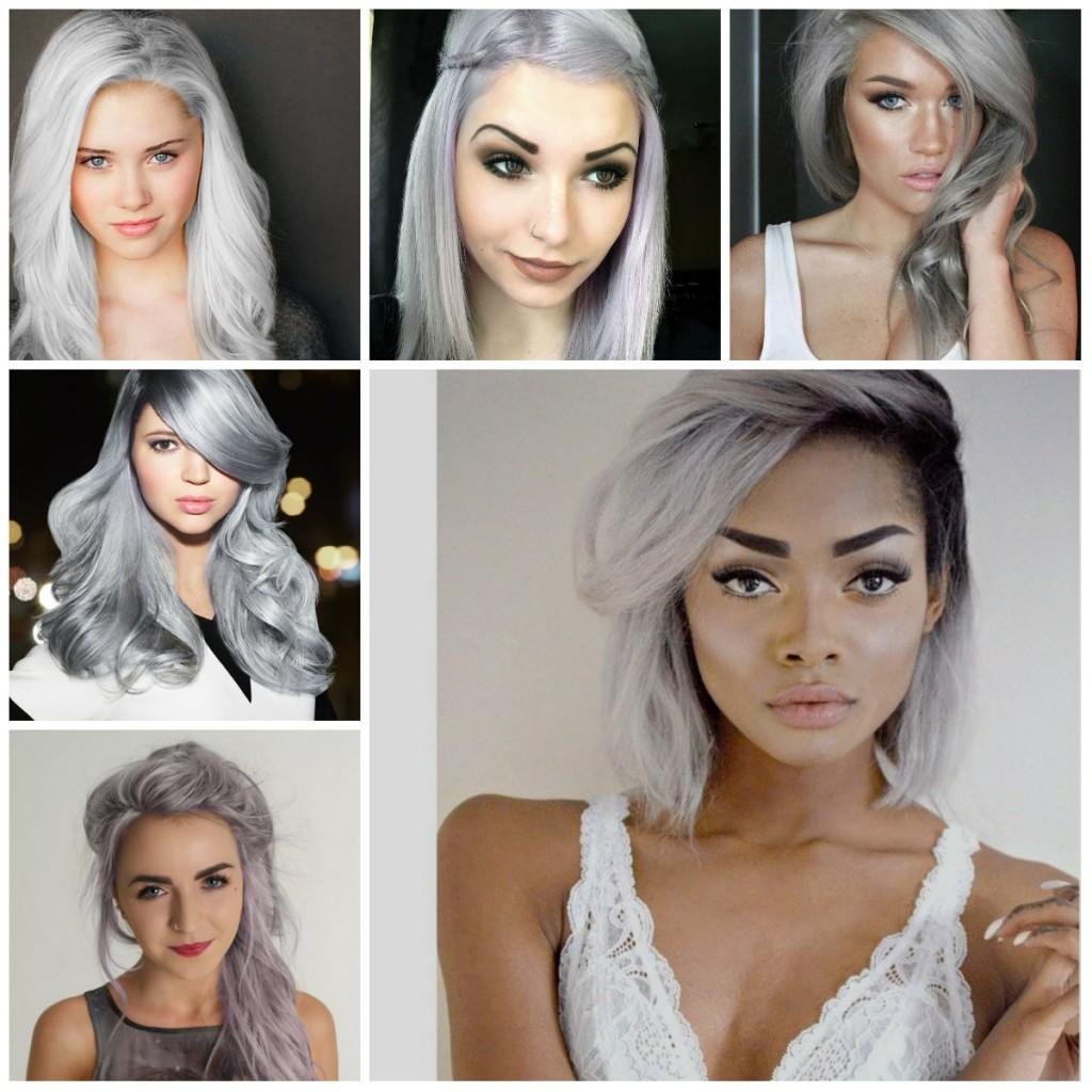 Gri Saç Boyası Renkleri Gri Saç Rengi
