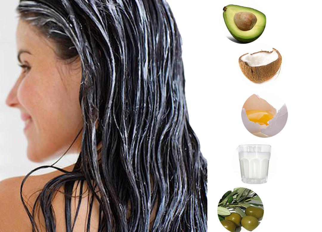 Saç Dökülmesini Önlemek İçin Maskeler